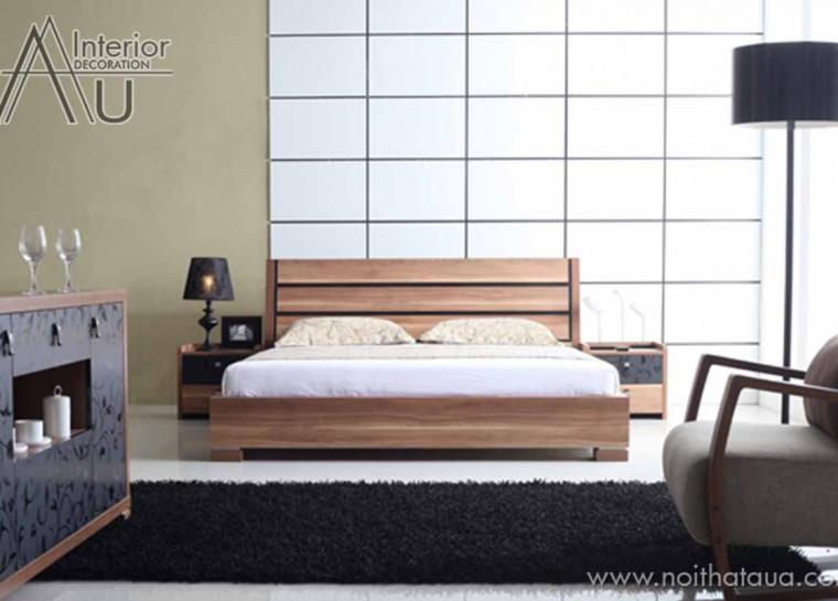mẫu giường ngủ hiện đại