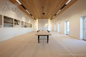 Trần gỗ hiện đại