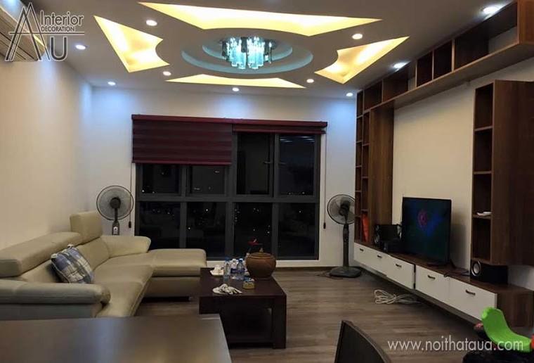 thiết kế phòng khách nhỏ đẹp