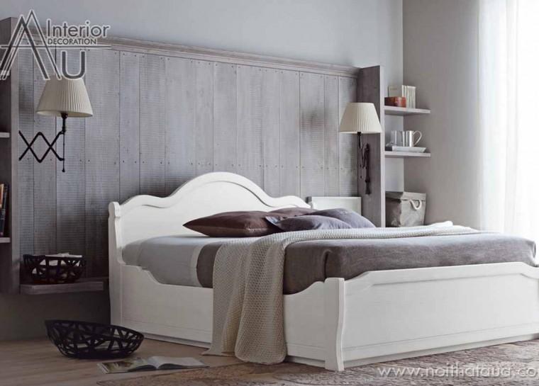 thiết kế nội thất phòng ngủ hiện đại