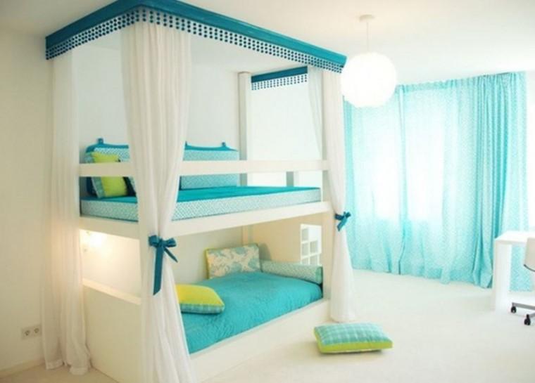 mẫu phòng ngủ đẹp cho bé gái