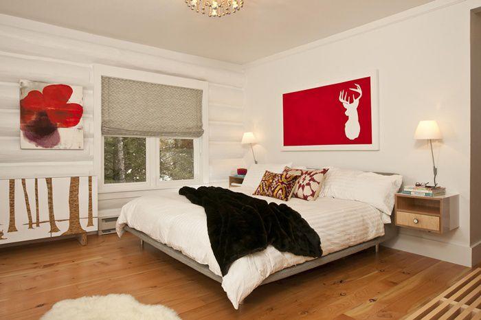 thiết kế nội thất phòng ngủ đẹp hiện đại