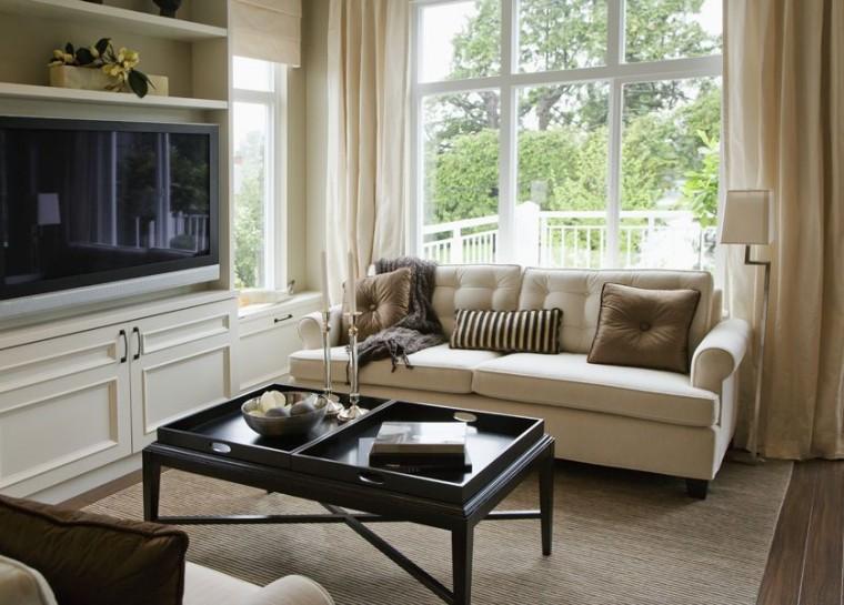 thiết kế nội thất phòng khách hiện đại
