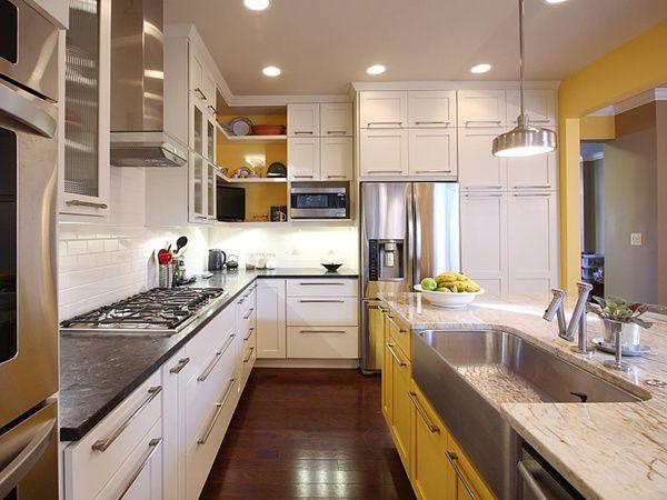 lưu ý khi thiết kế tủ bếp