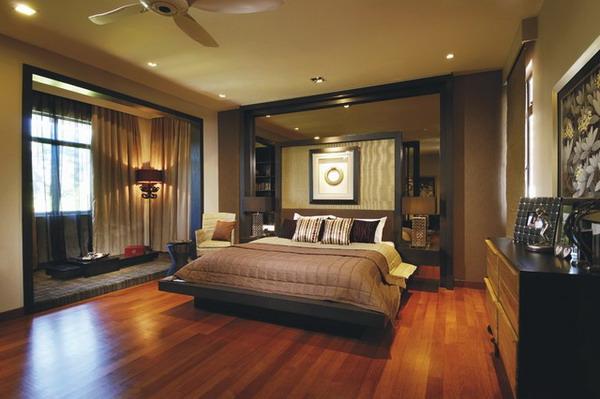 thiết kế nội thất chung cư phong cách nhật bản