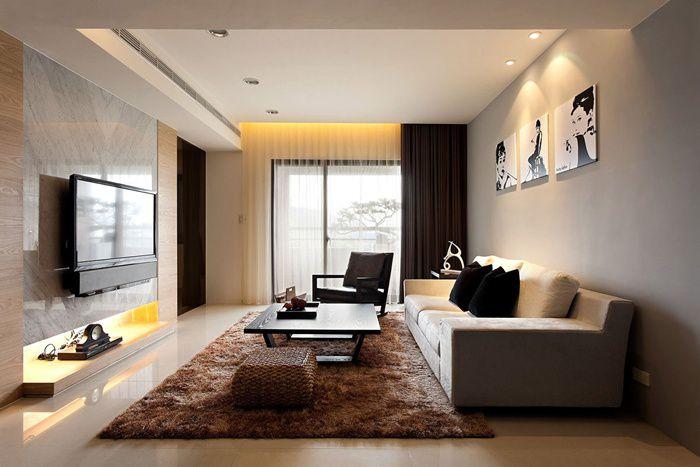 Thiết kế phòng khách không gian mở