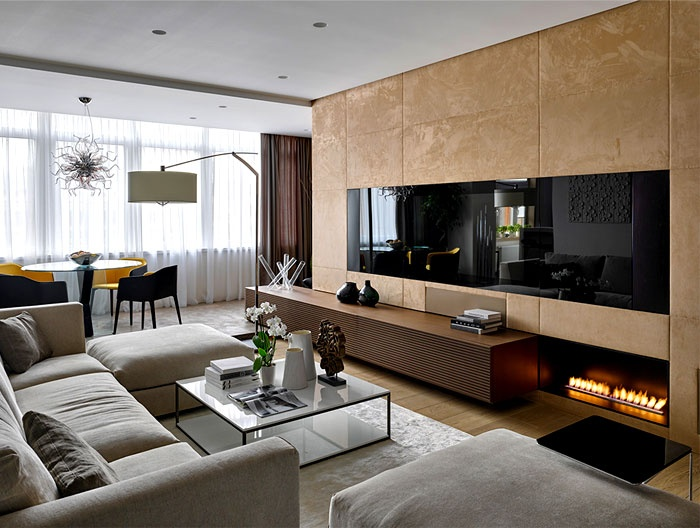 Thiết kế phòng khách quan trọng tới mức nào?