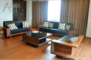 Mẫu bàn ghế phòng khách